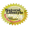 natural lifestyle awards 2009